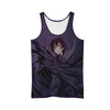 Lelouch in Darkness Tank Top - Code Geass 3D Printed Tank Top