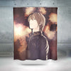 Light Yagami Shower Curtain - Death Note 3D Printed Shower Curtain
