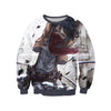 Mikasa Scout Regiment Uniform Sweatshirt - Attack on Titan 3D Printed Sweatshirt
