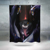 Kabuto Yakushi Shower Curtain - 3D Printed Naruto Shower Curtain
