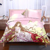 Nunnally in Princess Dress Bedset - Code Geass 3D Printed Bedset