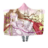 Nunnally in Princess Dress Hooded Blanket - Code Geass 3D Printed Hooded Blanket