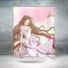 Nunnally in Princess Dress Shower Curtain - Code Geass 3D Printed Shower Curtain