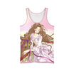 Nunnally in Princess Dress Tank Top - Code Geass 3D Printed Tank Top