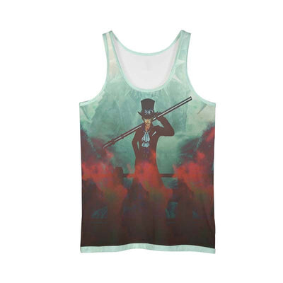 Sabo Cool Tank Top - 3D Printed One Piece Tank Top