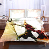 Usopp Cool Bedset - One Piece 3D Printed Bedset