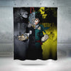 One-Justice-Kv Shower Curtain - My Hero Academia 3D Printed Shower Curtain