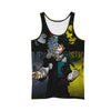 One-Justice-Kv Tank Top - My Hero Academia 3D Printed Tank Top