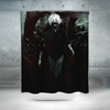 Tokyo Ghoul Shower Curtain - Kaneki Ken Action 3D Printed Curtain