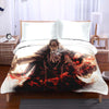 Sir Crocodile Bedset - One Piece 3D Printed Bedset