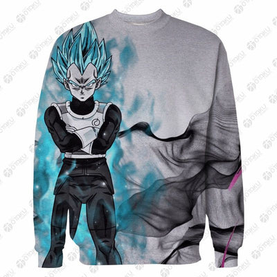 Super Dragon Ball Z 3D Printed T-Shirt & Sweatshirt
