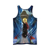 Edward & Alphonse Standing Tank Top - 3D Printed Full Metal Alchemist Tank Top