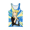 Winry Rockbell Thinking Tank Top - 3D Printed Full Metal Alchemist Tank Top