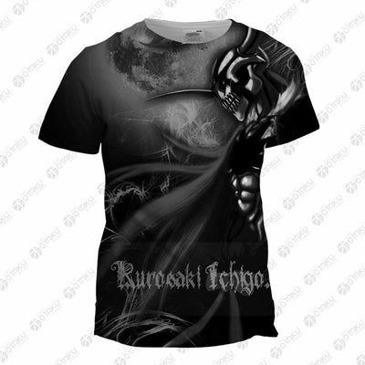 Vasto Lorde Bleach Anime 3D Printed T-Shirt & Sweatshirt