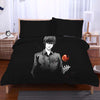 Yagami in Darkness Bedset - Death Note 3D Printed Bedset