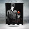 Yagami in Darkness Shower Curtain - Death Note 3D Printed Shower Curtain