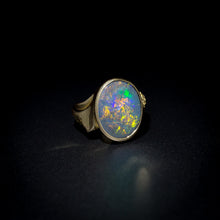 Load image into Gallery viewer, Opal Ring - 108