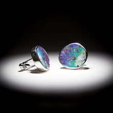 Load image into Gallery viewer, Opal Cufflinks - 2