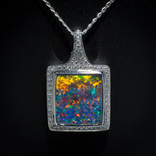 Load image into Gallery viewer, Opal pendant - 112