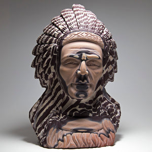 Zebra Rock - Indian Head