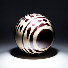 Load image into Gallery viewer, Zebra Rock Sphere - 3