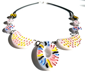 Fragmented Dreams Neckpiece