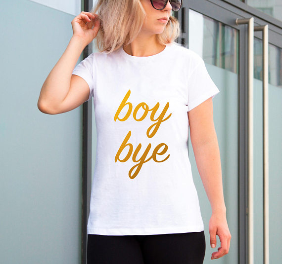 by boy stylish tees for women
