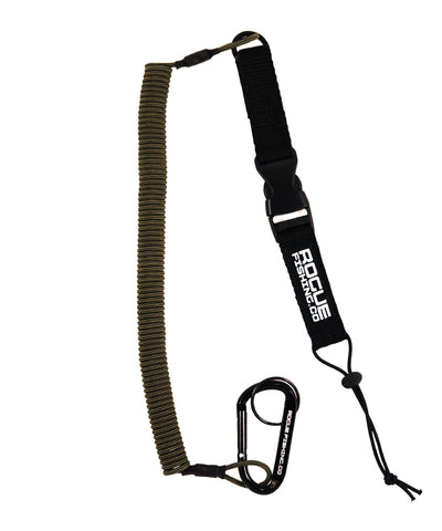 THE DEFENDER™ Rod & Paddle Leash