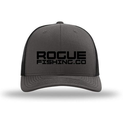 Charcoal/Grey Trucker Hat