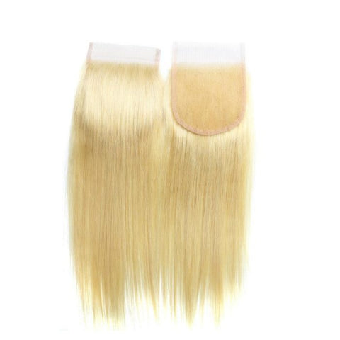"4""X4"" 613 Lace Closures Straight"