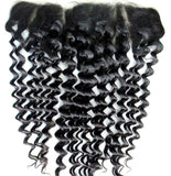 "Raw 13""X4"" Lace Frontal"
