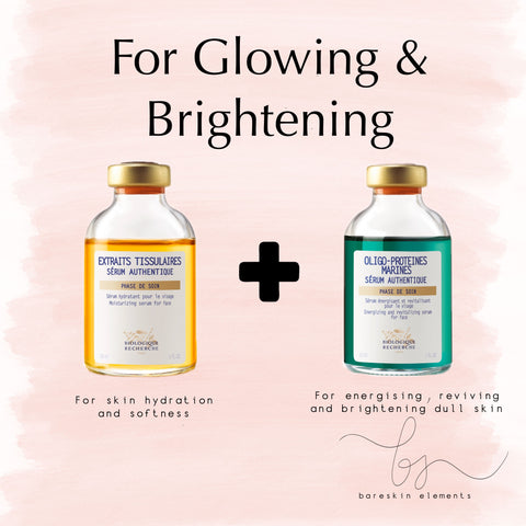 Biologique Recherche BR Singapore Glowing and Brightening Skin Quintessential Serum | BareSkin Elements