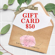 Our Perfect E-Gift Card - BareSkin Elements