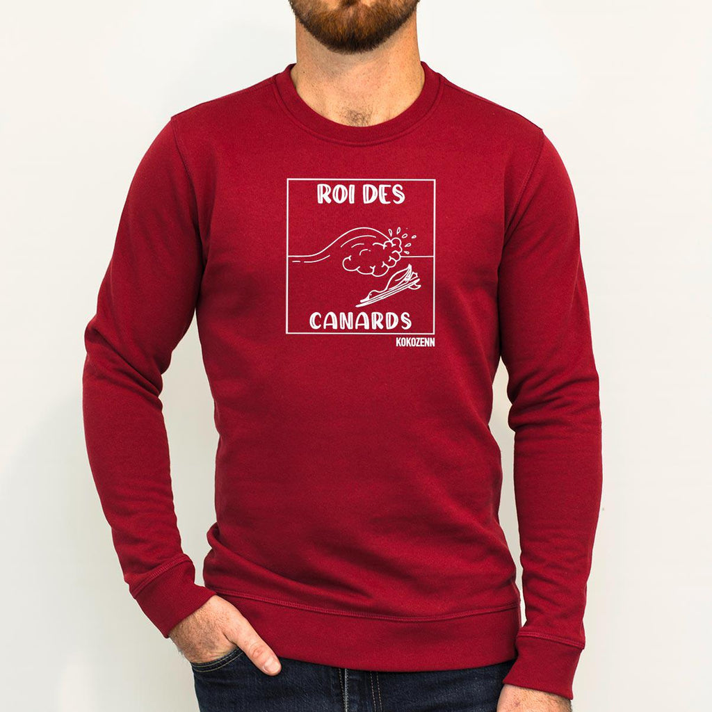Le Sweat Roi des canards