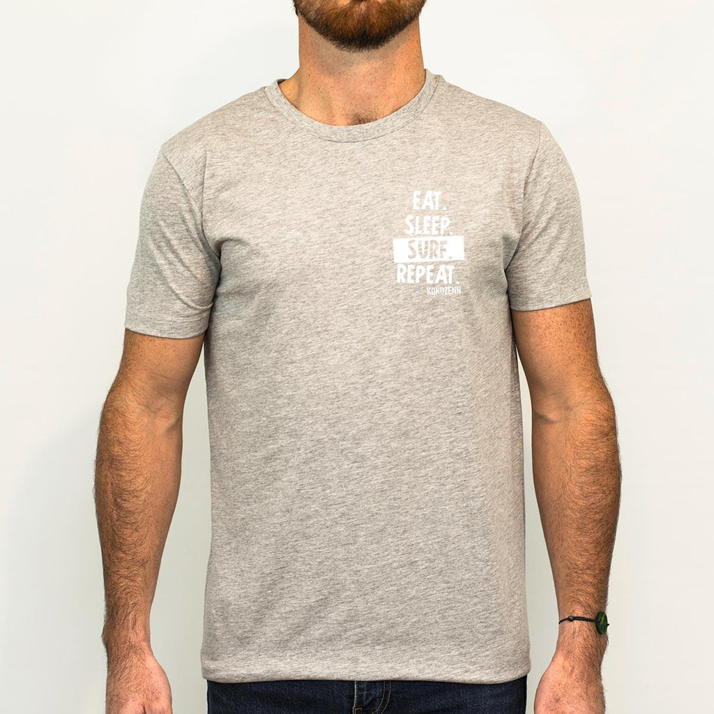 Le T-shirt Surf & repeat