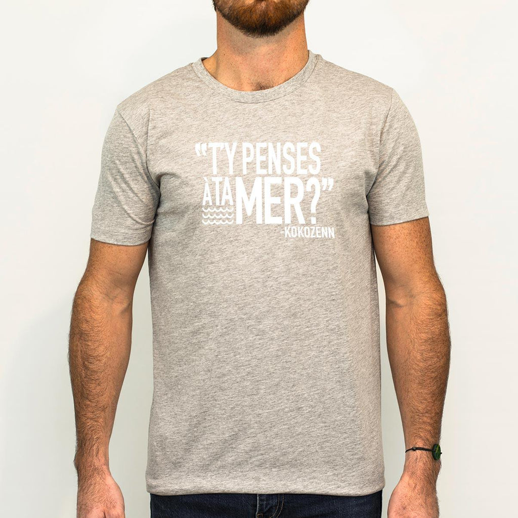 "Le T-shirt Collection ""Ta mer"""