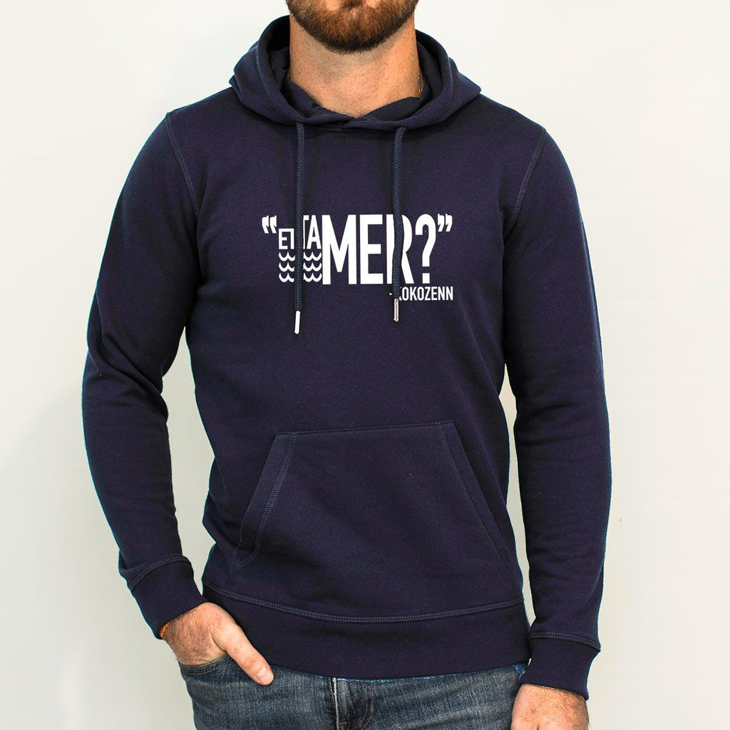 "Le Hoodie Collection ""Ta mer"""