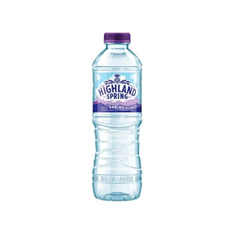 Highland Spring Bottled Water