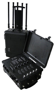 80W Portable High Power Wireless Anti-explosion Jammer