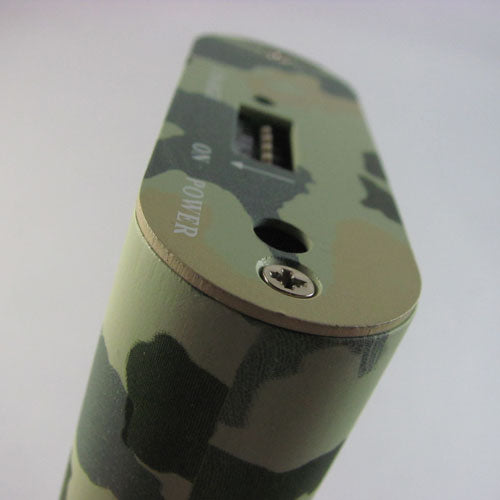 4 Antenna Handheld GPS 3G Cellphone Signal Jammer with Camouflage Cover