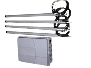 120W High Power Waterproof 2G 3G Mobile Phone Jammer