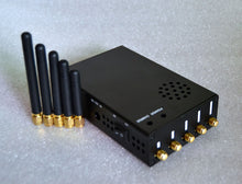 Load image into Gallery viewer, 3W Powerful Handheld 3G 4G All Frequency Mobile Phone Signal Jammer