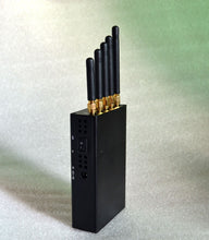Load image into Gallery viewer, 3W Handheld Powerful 3G Mobile Phone WiFi UHF Signal Jammer