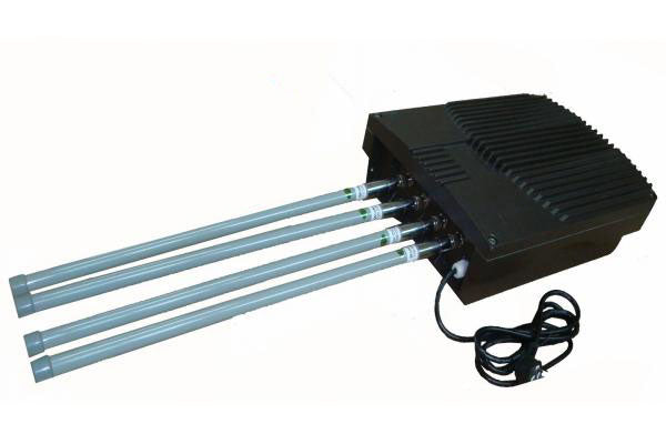 40W High Power 2G 3G Mobile Phone Signal Blocker