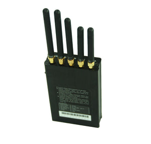 5pcs Replacement Antennas for Portable Cellphone GPS WiFi Jammer