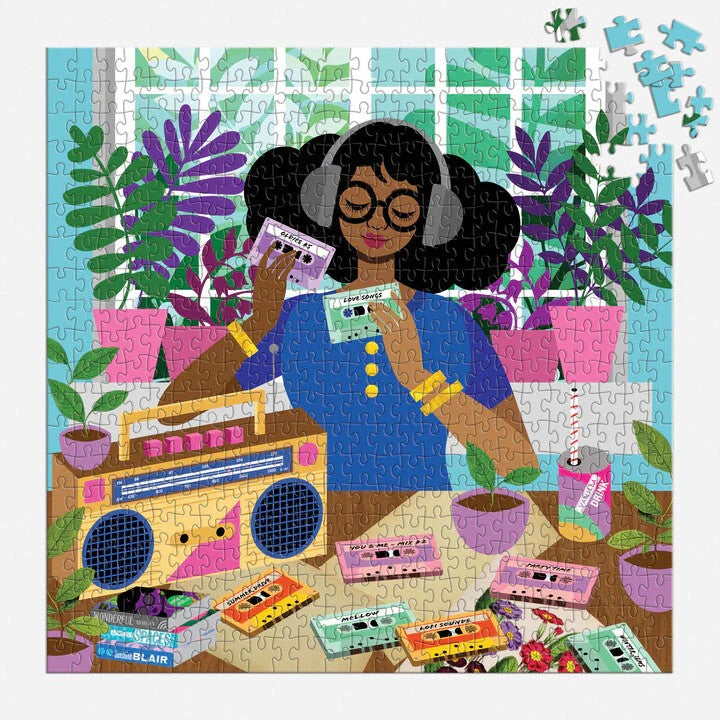 Contemporary Jigsaw Puzzles