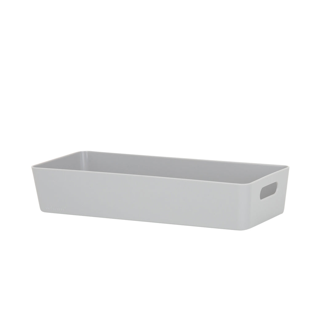 Studio Basket 10.01 Rectangular Grey