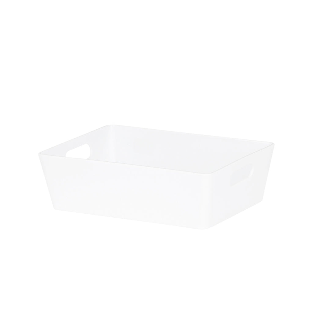 Studio Basket 3.01 Rectangular Ice White