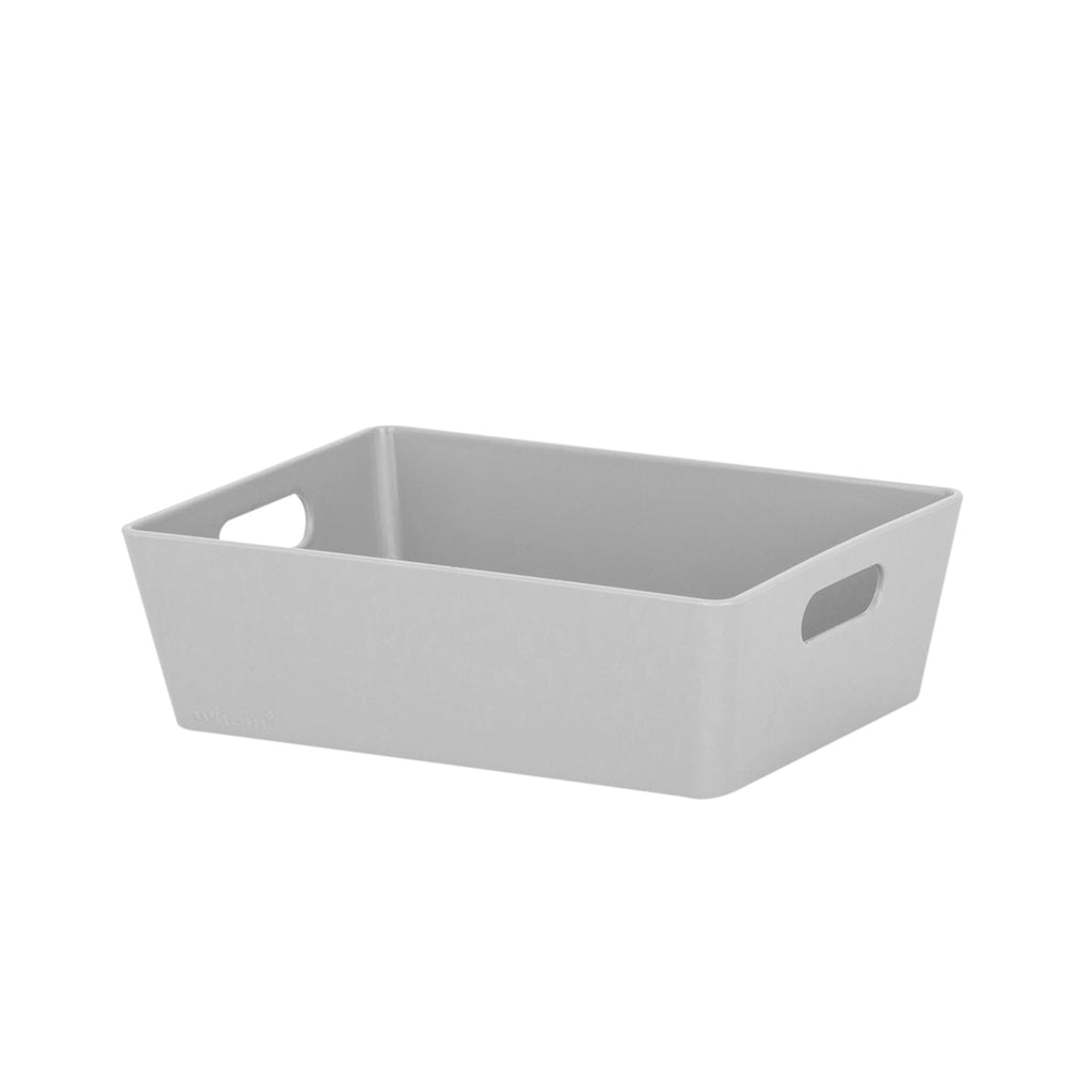 Studio Basket 3.01 Rectangular Cool Grey