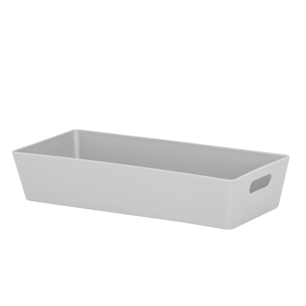 Studio Basket 2.01 Rectangular Cool Grey